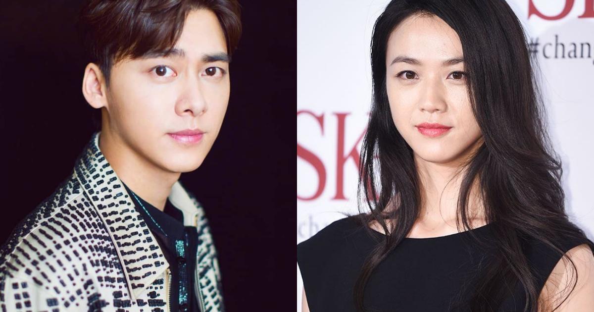 """Netizen choáng váng trước khả năng """"phù phép"""" của stylist Hàn Quốc, biến 2 sao Cbiz từ thường thường thành đỉnh cao nhan sắc - Ảnh 1."""