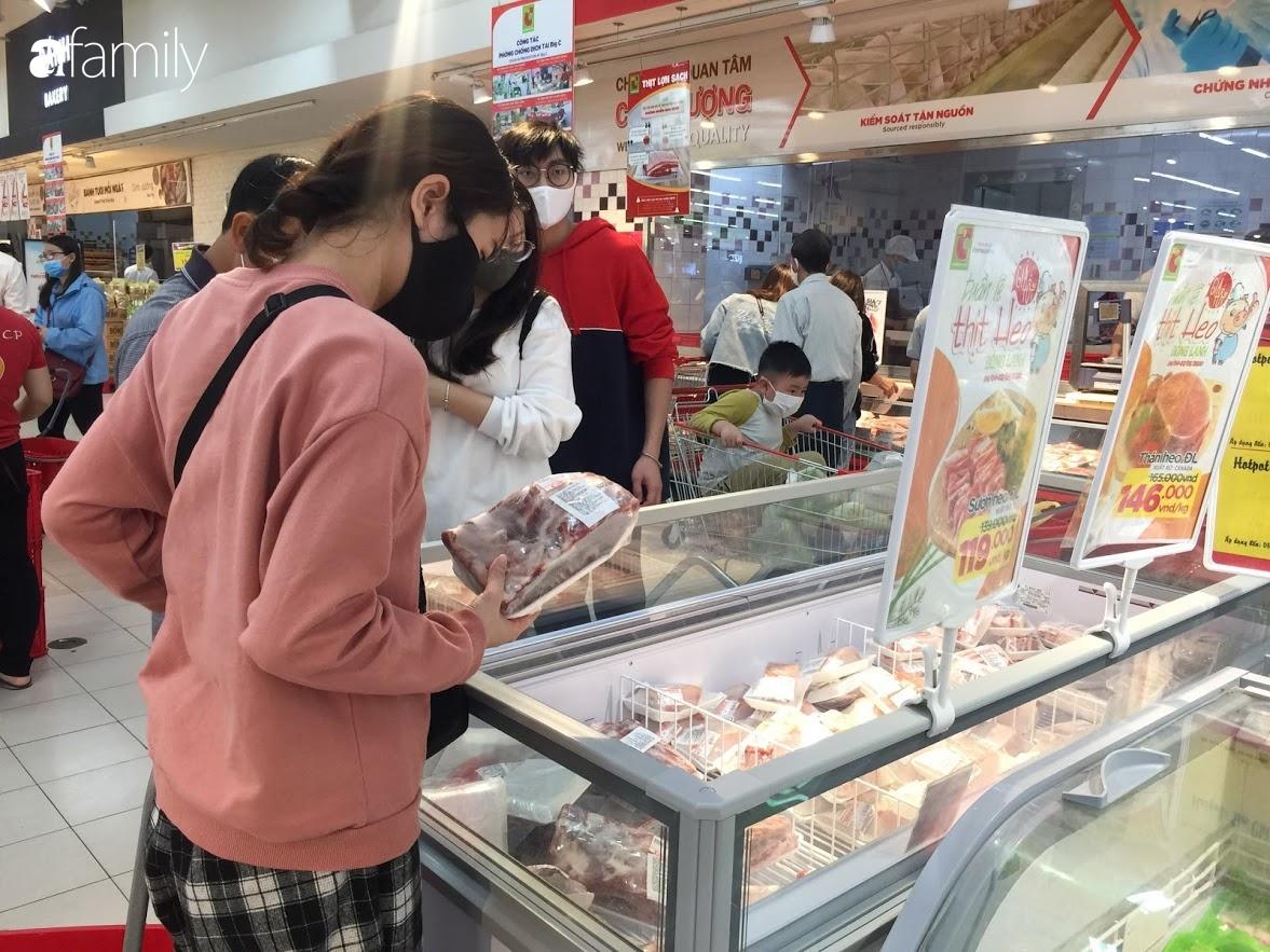Thịt lợn nhập khẩu bán đầy trên chợ mạng, bất ngờ khi so sánh giá bán ngoài siêu thị vì sự chênh lệch lớn - Ảnh 7.