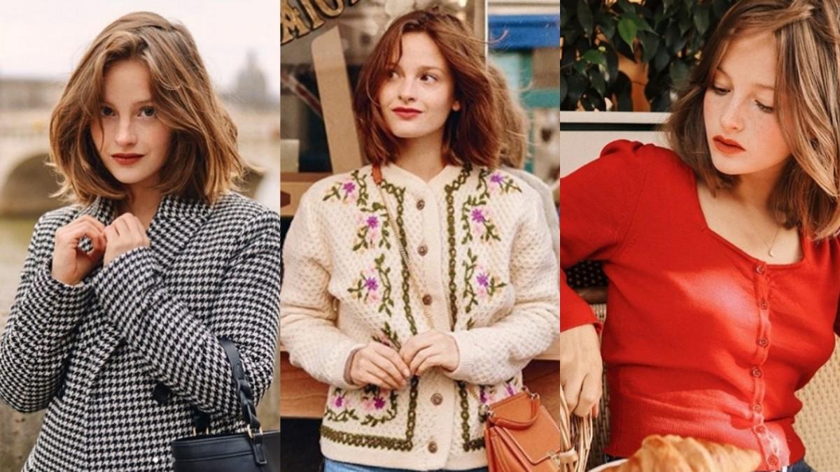 Đừng vì lùn mà tự ti, quý cô người Pháp chỉ nhỉnh hơn 1m50 vẫn mặc đẹp quên xầu nhờ những típ cực đơn giản - Ảnh 2.