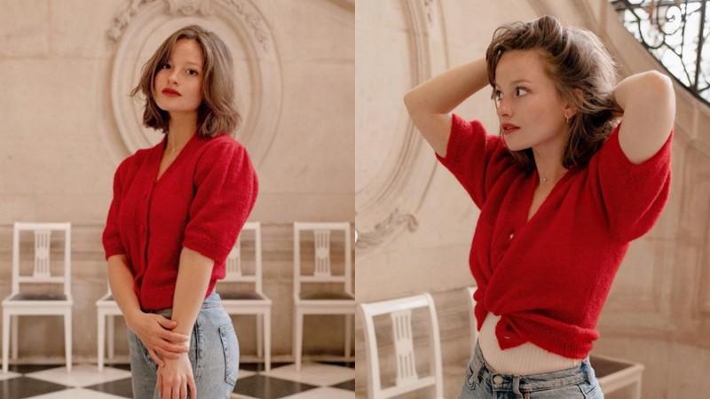 Đừng vì lùn mà tự ti, quý cô người Pháp chỉ nhỉnh hơn 1m50 vẫn mặc đẹp quên xầu nhờ những típ cực đơn giản - Ảnh 6.