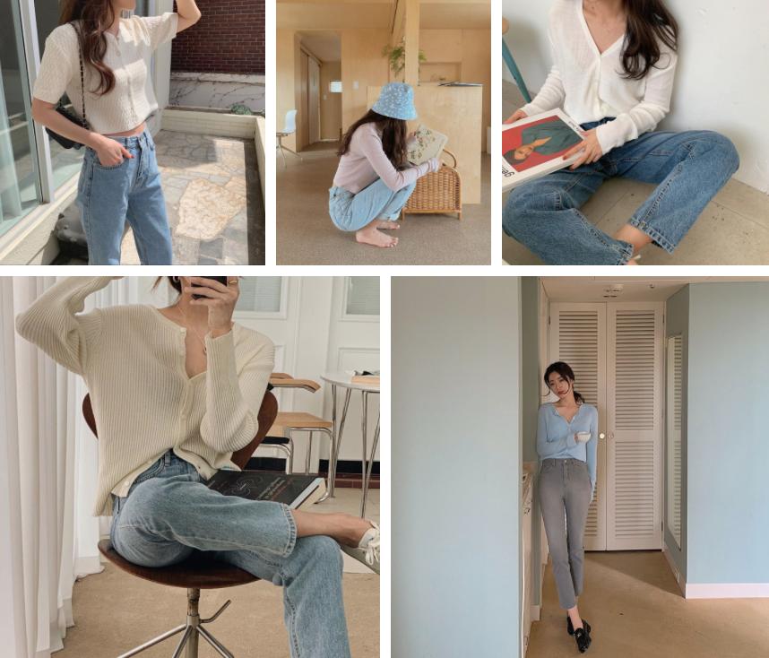 Dành cho hội ngại mix đồ: 4 kiểu áo đơn giản nhưng diện cùng quần jeans xinh đừng hỏi, mặc đẹp chẳng cần cao siêu là đây - Ảnh 2.