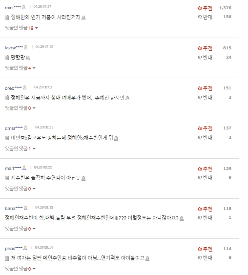 Phim của Jung Hae In kết thúc với rating thảm hại, khán giả khẳng định ăn may nhờ Son Ye Jin, Lee Min Ho cũng bị lôi vào chê bai - Ảnh 3.