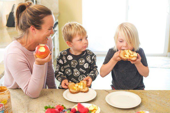 Ăn táo đúng cách để tăng khả năng miễn dịch - Ảnh 3.