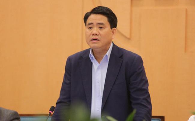 """Chủ tịch Hà Nội Nguyễn Đức Chung: Từ 4/4, xử phạt người vi phạm lệnh """"hạn chế ra đường"""" - Ảnh 1."""