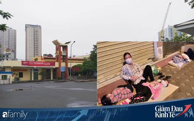 Hà Nội ngày thứ 2 cách ly xã hội: Bến xe không khách, người vô gia cư, khó khăn được nhiều người hỗ trợ