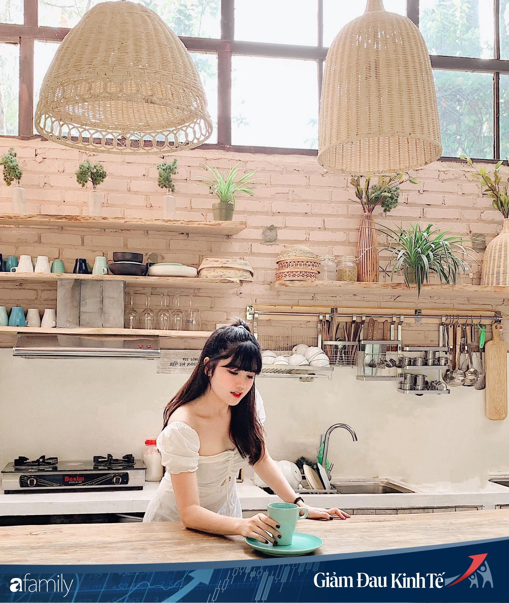 """""""Thất nghiệp"""" tạm thời vì dịch, nữ MC xinh đẹp đổi nghề bán bánh mì online, khởi nghiệp 2 tuần đã có thu nhập kha khá - Ảnh 4."""