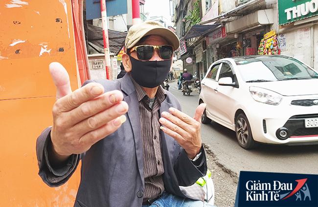 Ông Phạm Văn Hòa chia sẻ về cuộc sống trong những ngày này