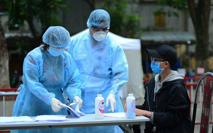 Bộ Y tế thông báo khẩn về lịch trình di chuyển của bệnh nhân 237