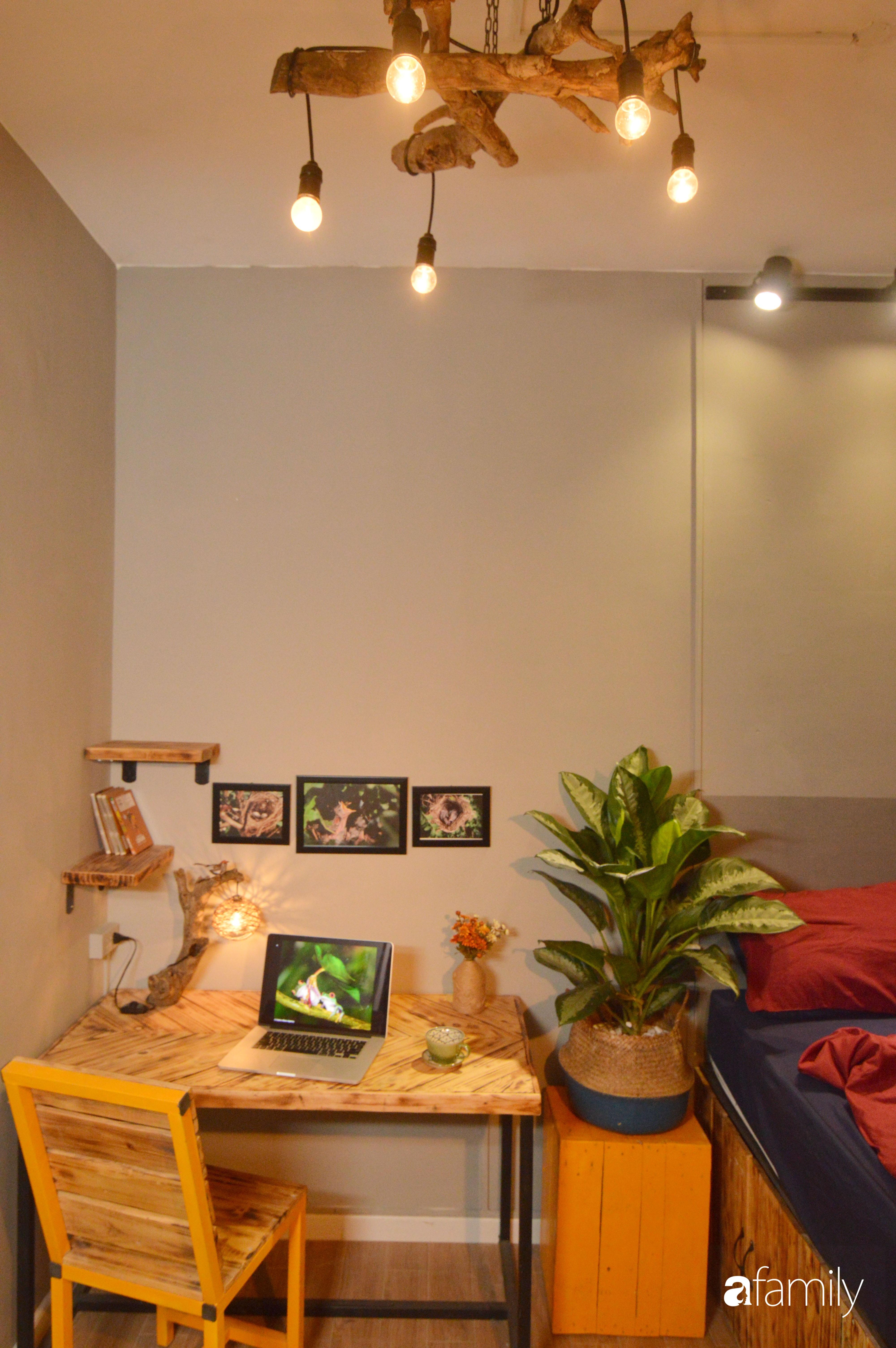Tự phá bỏ các quy tắc décor thông thường, căn hộ Quận 7 của diễn viên Linh Sơn đẹp cá tính với điểm nhấn sắc đỏ nồng nàn - Ảnh 13.