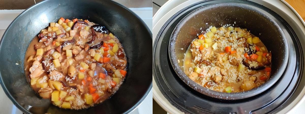 Cơm gà 3 trong 1: Nấu nhanh, ăn ngon lại còn đủ chất! - Ảnh 3.