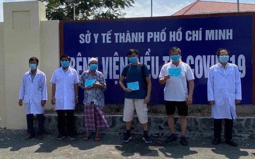 Thêm 10 người mắc Covid-19 được công bố khỏi bệnh, trong đó có nữ doanh nhân ở Bình Thuận