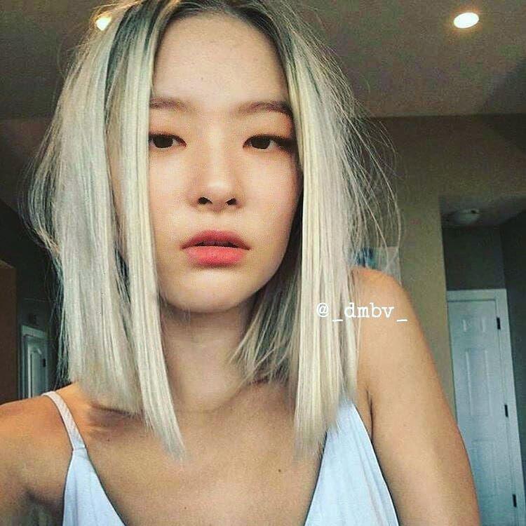"""Loạt ảnh chế tóc idol """"xịn sò như thật"""" của fan: Người có thêm tóc mái, người có màu nhuộm thần thái muốn xỉu - Ảnh 7."""