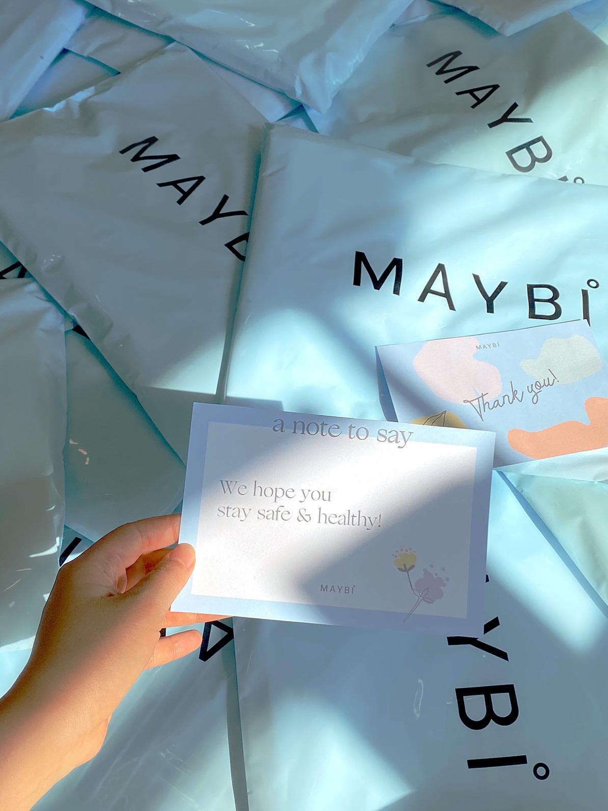"""Maybi - Thương hiệu thời trang Việt và tư duy """"sáng tạo, thích nghi"""" để vượt qua mùa dịch - Ảnh 7."""