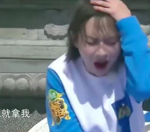 Clip Dương Tử kể bị Trương Nhất Sơn bắt nạt: Khóc đến mức phải lấy tay ôm đầu  - Ảnh 8.