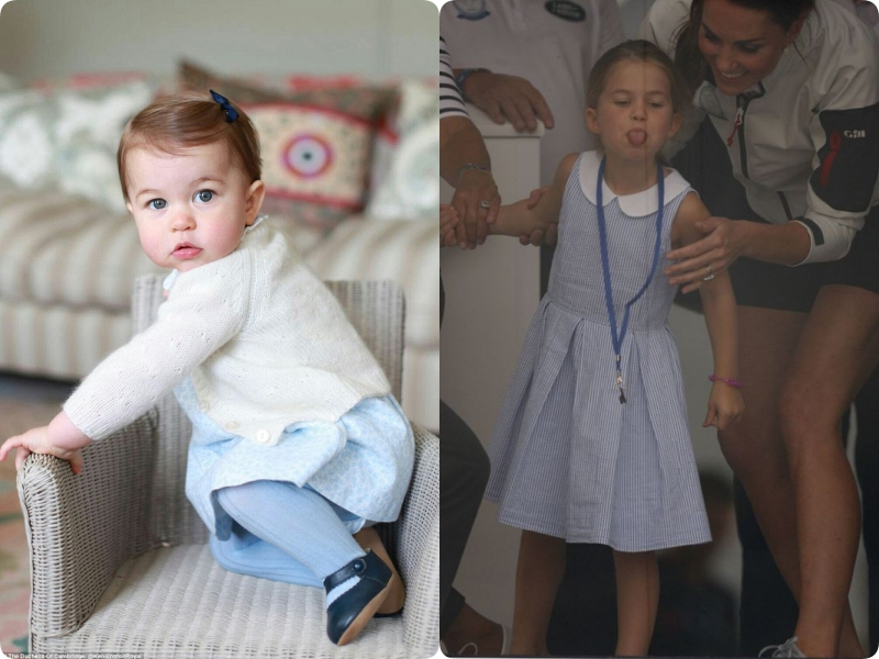 Công chúa nhỏ Hoàng gia châu Âu: Ngoảnh đi ngoảnh lại đã lớn bổng, xinh đẹp như thiếu nữ rồi! - Ảnh 1.