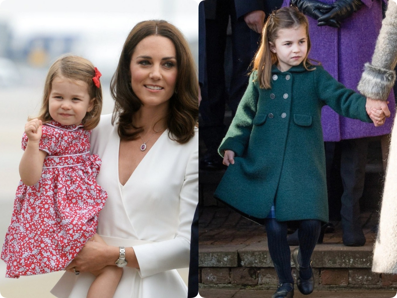 Công chúa nhỏ Hoàng gia châu Âu: Ngoảnh đi ngoảnh lại đã lớn bổng, xinh đẹp như thiếu nữ rồi! - Ảnh 2.