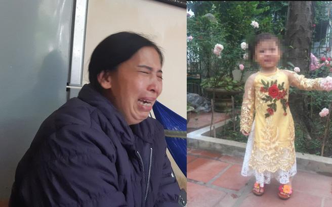 Vụ bé gái 3 tuổi bị bạo hành tử vong: Lý do người mẹ đón con từ nhà ngoại về