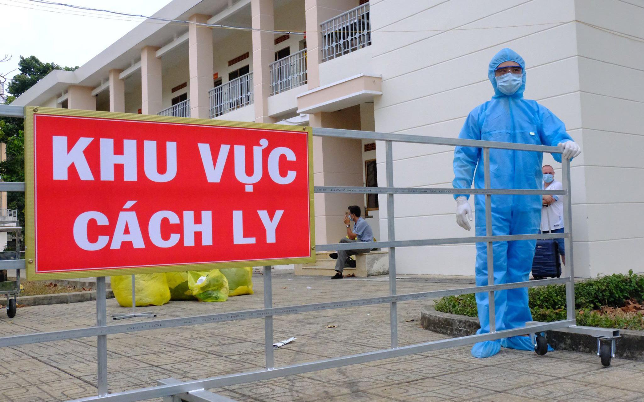 Một người Hàn Quốc làm việc tại Bình Dương phát hiện nhiễm Covid-19 khi về nước, 36 người tiếp xúc bị cách ly