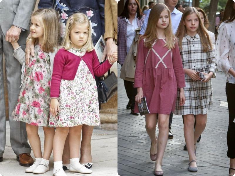 Công chúa nhỏ Hoàng gia châu Âu: Ngoảnh đi ngoảnh lại đã lớn bổng, xinh đẹp như thiếu nữ rồi! - Ảnh 7.