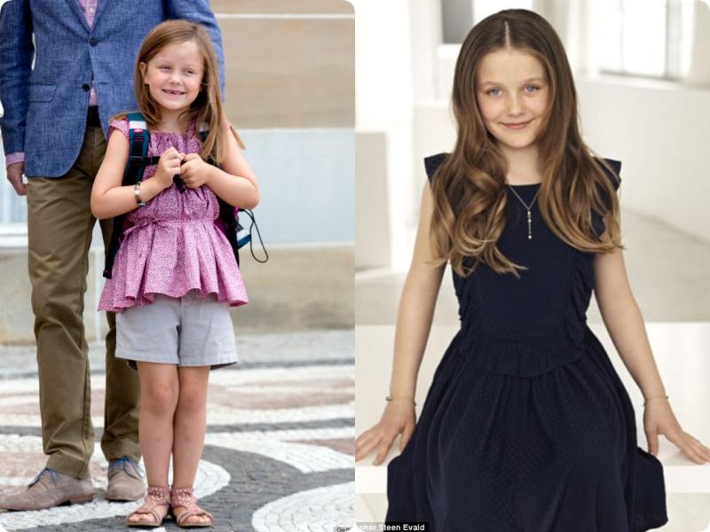 Công chúa nhỏ Hoàng gia châu Âu: Ngoảnh đi ngoảnh lại đã lớn bổng, xinh đẹp như thiếu nữ rồi! - Ảnh 9.