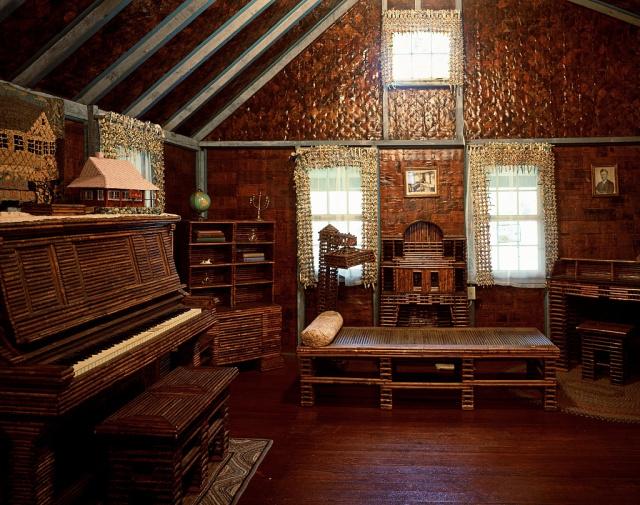 Chuyện kỳ lạ về ngôi nhà làm từ 100.000 tờ báo cũ, vững chãi hiên ngang suốt gần 1 thế kỷ vẫn không có dấu hiệu mục nát - Ảnh 2.