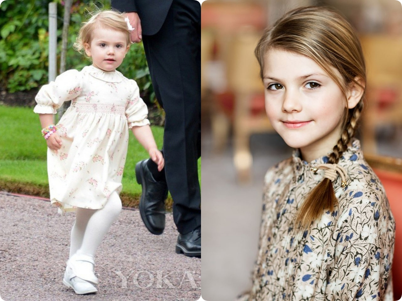 Công chúa nhỏ Hoàng gia châu Âu: Ngoảnh đi ngoảnh lại đã lớn bổng, xinh đẹp như thiếu nữ rồi! - Ảnh 5.