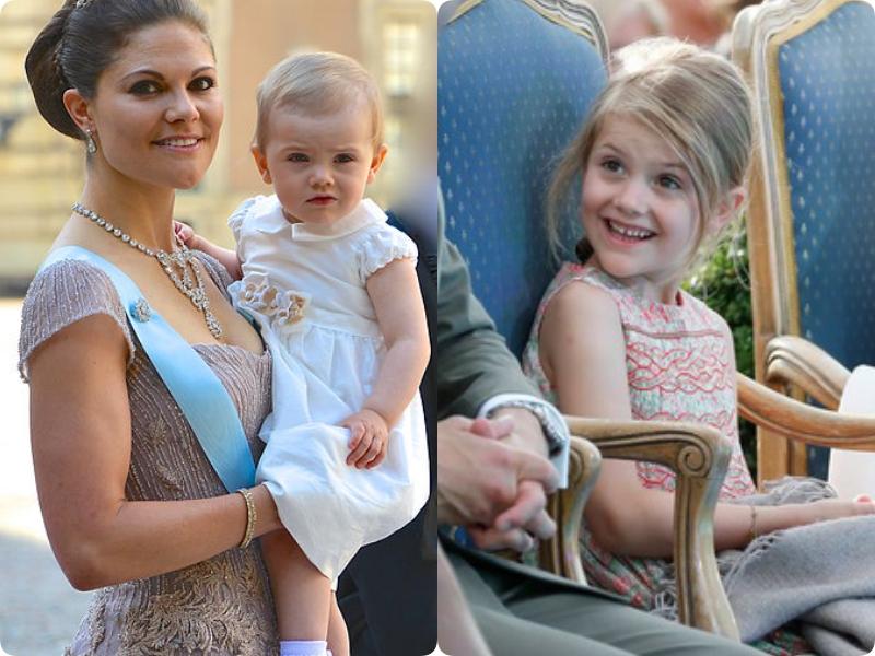 Công chúa nhỏ Hoàng gia châu Âu: Ngoảnh đi ngoảnh lại đã lớn bổng, xinh đẹp như thiếu nữ rồi! - Ảnh 4.