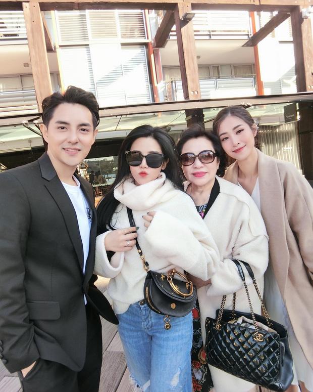 Ai cũng nói Đông Nhi được lòng gia đình Ông Cao Thắng nhưng nhìn bức ảnh này mới thấy mối quan hệ mẹ chồng - nàng dâu thực sự - Ảnh 2.