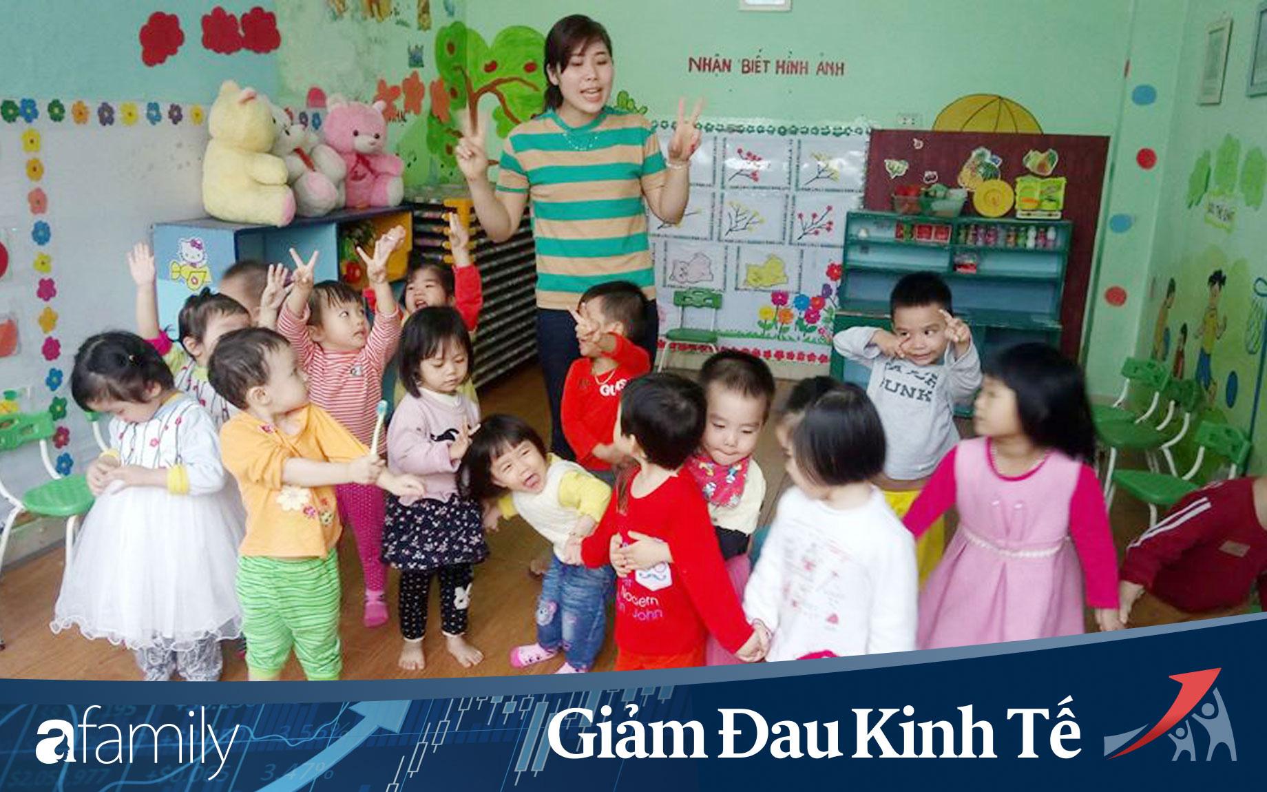 Gần 40.000 giáo viên, nhân viên trường tư bị cắt giảm lương, Sở GD-ĐT Hà Nội kiến nghị hỗ trợ tiền lương cơ bản hoặc trợ cấp cho giáo viên