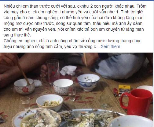 """Vợ mải chăm con, cả nhà ăn hết sạch mâm cơm chừa lại đúng bộ xương cá, chồng chứng kiến liền phản ứng cực mạnh khiến tất cả """"đứng hình"""" - Ảnh 1."""