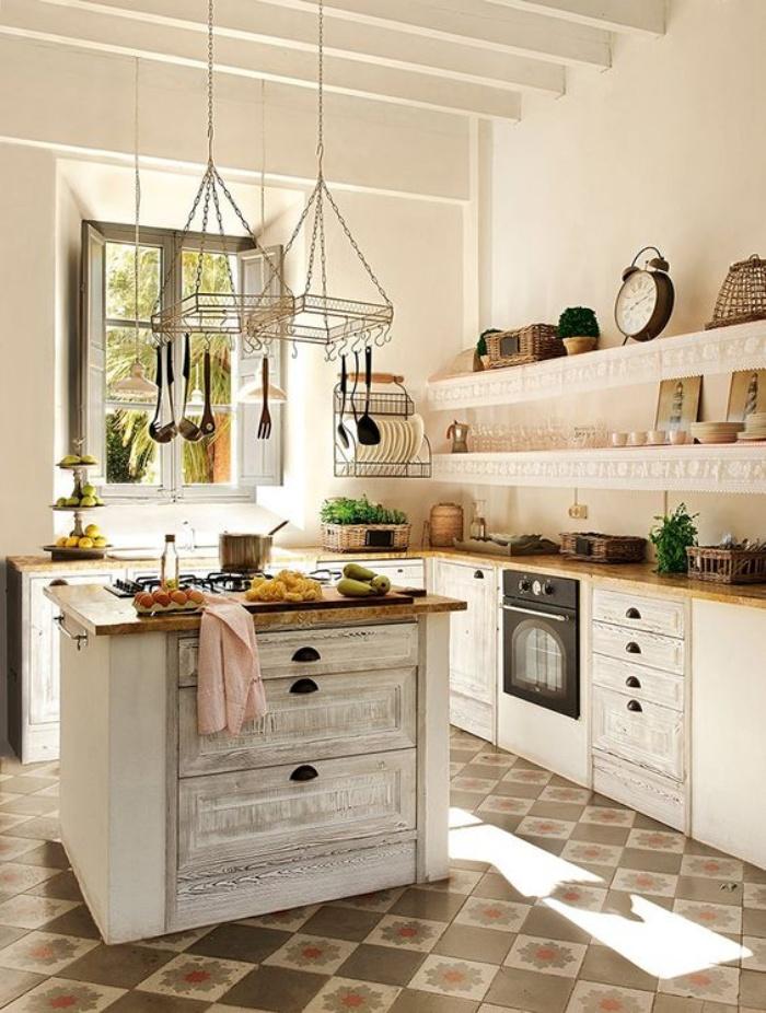 Những điểm nhấn mang phong cách Vintage giúp nhà bạn đẹp như trong tạp chí - Ảnh 1.