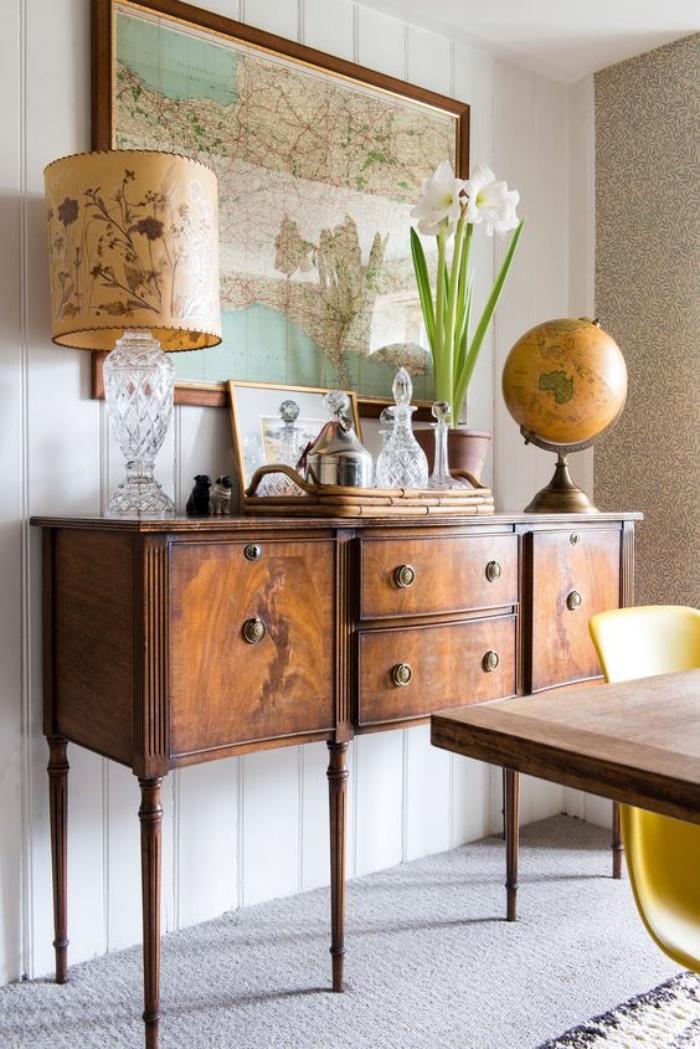 Những điểm nhấn mang phong cách Vintage giúp nhà bạn đẹp như trong tạp chí - Ảnh 12.