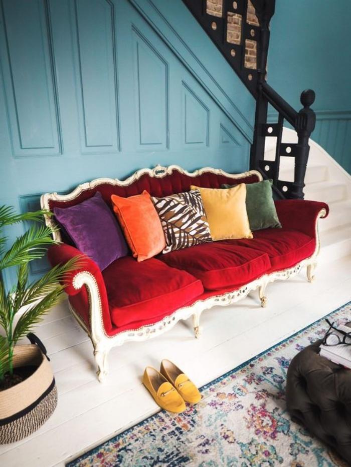 Những điểm nhấn mang phong cách Vintage giúp nhà bạn đẹp như trong tạp chí - Ảnh 2.