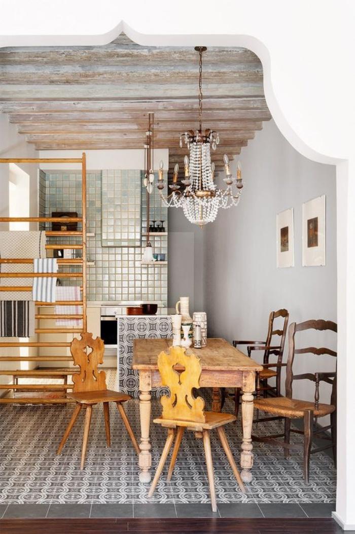 Những điểm nhấn mang phong cách Vintage giúp nhà bạn đẹp như trong tạp chí - Ảnh 23.