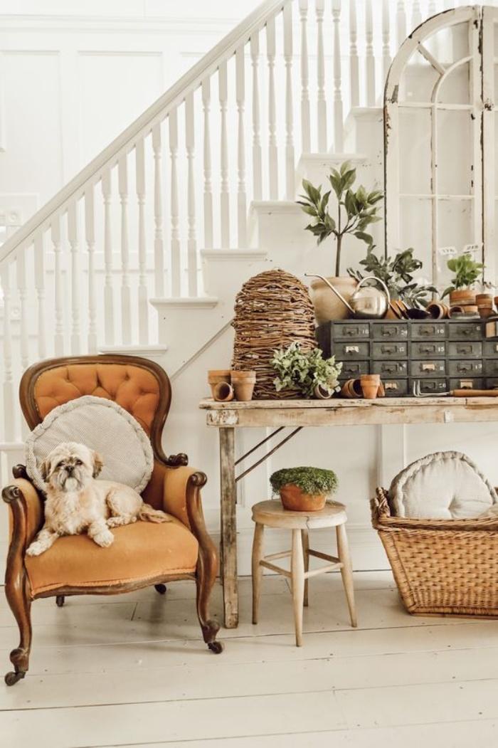 Những điểm nhấn mang phong cách Vintage giúp nhà bạn đẹp như trong tạp chí - Ảnh 6.