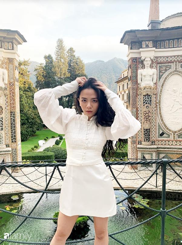"""Đặng Tiểu Tô Sa - cháu gái xinh đẹp của thầy Văn Như Cương """"comeback"""" ngoạn mục với hình ảnh fashionista nóng bỏng đầy quyến rũ tuổi 22 - Ảnh 8."""