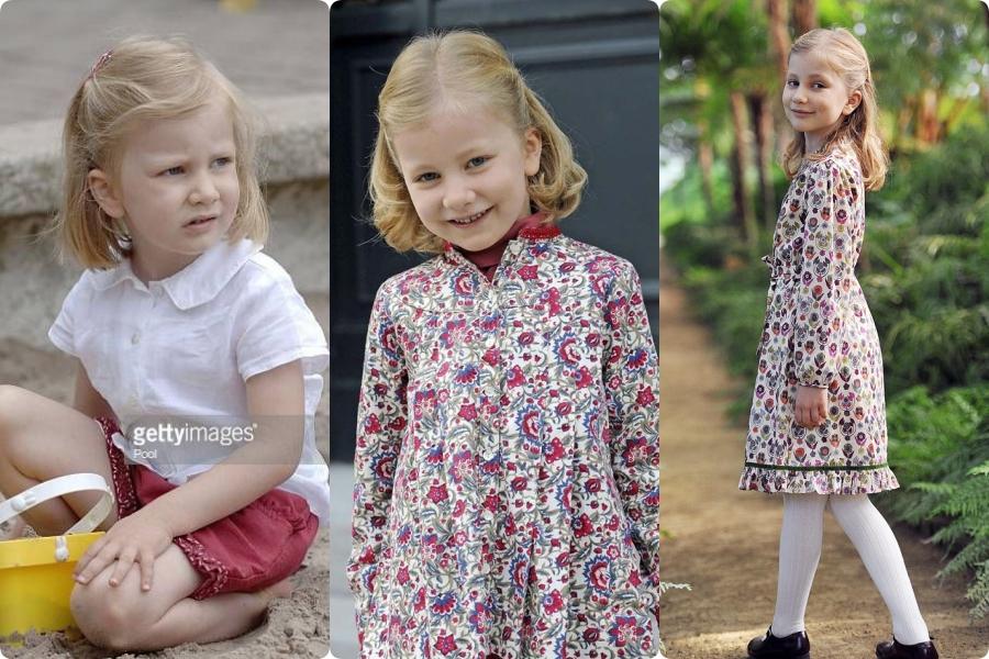 Nàng công chúa vừa tròn 18: Gương mặt xinh đẹp tựa nữ thần với gu thời trang thanh lịch đài các đúng chuẩn cốt cách của nữ hoàng tương lai - Ảnh 3.