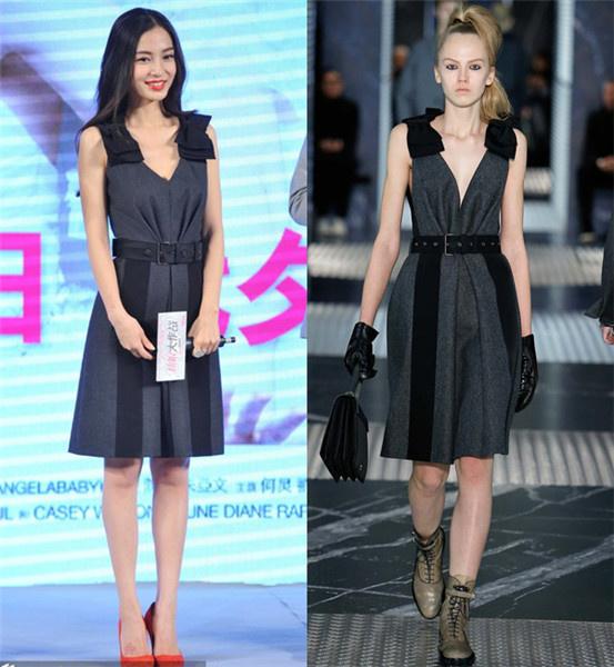 """Diện váy giống Son Ye Jin nhưng nhờ là lượt váy áo phẳng phiu mà Angela Baby đã """"đánh bật"""" về độ sang chảnh - Ảnh 5."""