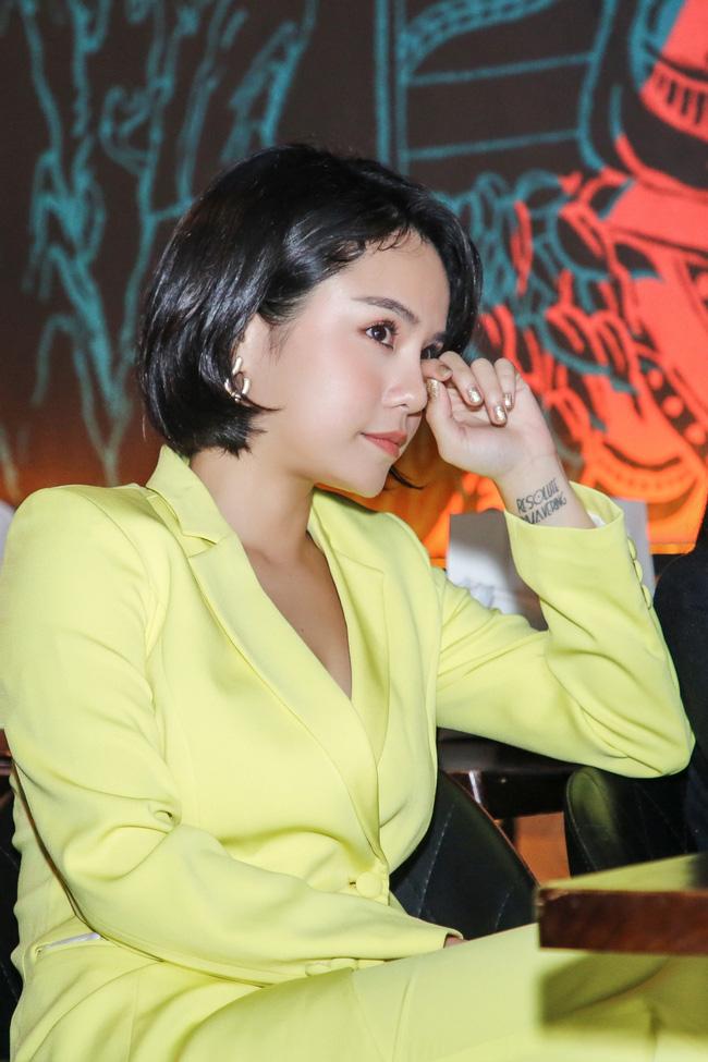 """Thái Trinh chính thức lên tiếng về Quang Đăng giữa ồn ào qua lại với Hana Giang Anh: """"Tôi đã unfriend người vũ công ấy"""" - Ảnh 3."""