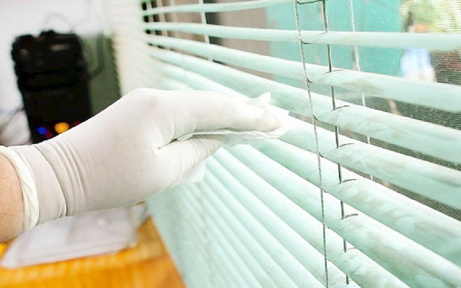 Các vị trí trong nhà cần làm sạch thường xuyên để tránh lây nhiễm virus