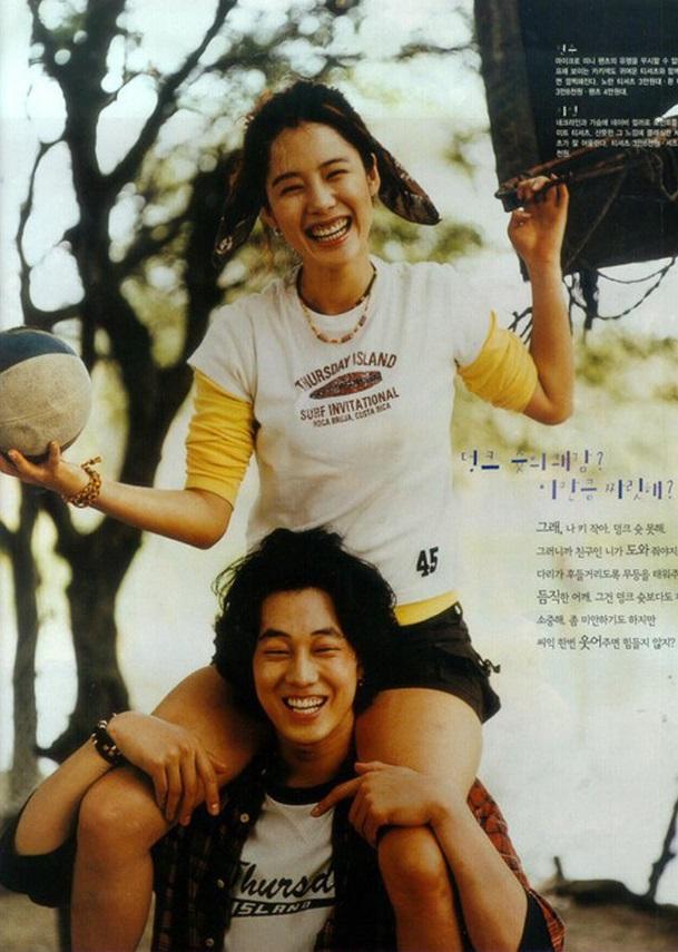 """So Ji Sub: Mối tình đầu khắc cốt ghi tâm với mỹ nhân """"Giày thủy tinh"""", độc thân 21 mùa xuân đến năm 42 tuổi mới tìm được chân ái đời mình - Ảnh 2."""