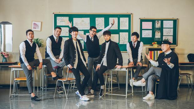 """Loạt show thực tế Hàn Quốc để """"cày"""" trong mùa dịch: Song Joong Ki - Son Ye Jin - BLACKPINK lầy lội, Park Hang Seo khoe nhà ở Việt Nam - Ảnh 8."""