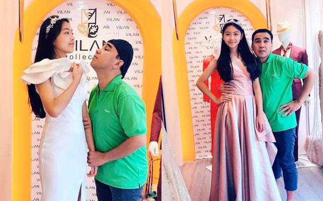 Đến MC Quyền Linh còn bị dìm chiều cao khi đứng cạnh con gái, bảo sao Lọ Lem ngày càng hot như vậy trên mạng xã hội