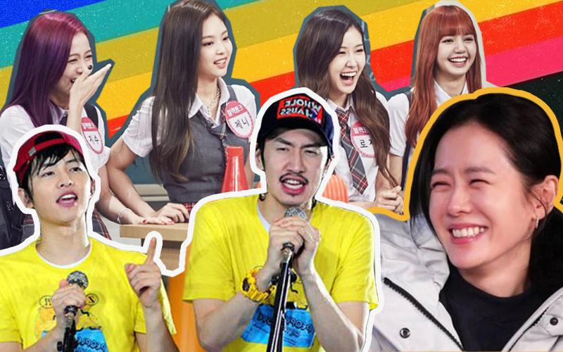 """Loạt show hài hước nổi tiếng xứ Hàn để """"cày"""" trong mùa dịch: Song Joong Ki - Son Ye Jin - BLACKPINK lầy lội, có cả HLV Park Hang Seo"""