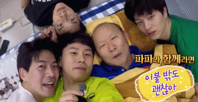 """Loạt show thực tế Hàn Quốc để """"cày"""" trong mùa dịch: Song Joong Ki - Son Ye Jin - BLACKPINK lầy lội, Park Hang Seo khoe nhà ở Việt Nam - Ảnh 14."""