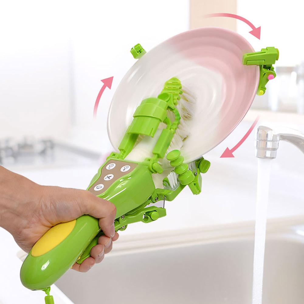 Gượng dậy rửa bát sau mỗi bữa ăn đã không còn khó nhọc với máy rửa chén bát cầm tay có giá chỉ 1,9 triệu - Ảnh 4.