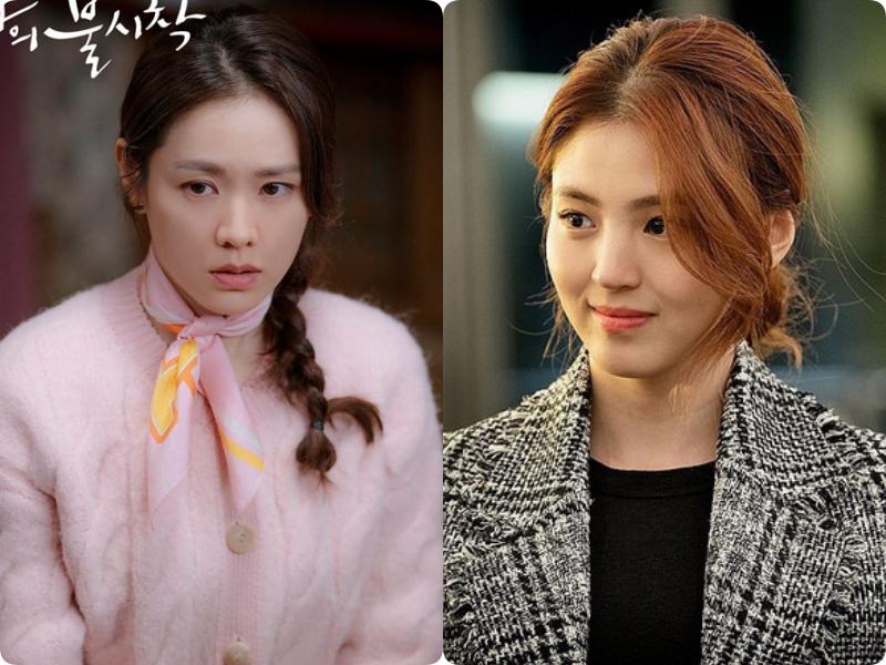 """Mang tiếng dùng chung cây son với chị đẹp Son Ye Jin nhưng cô nàng tiểu tam của """"Thế Giới Hôn Nhân"""" lại gây thất vọng bởi đôi môi khô hạn bong tróc - Ảnh 4."""