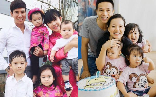 """Đông con nhất nhì showbiz mà vẫn bị giục đẻ thêm: MC Minh Trang thông báo """"chốt sổ"""", Minh Hà tính phương án nếu đẻ đứa thứ 5"""