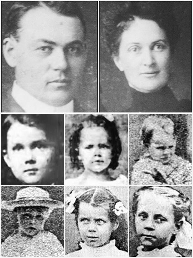 Ngôi nhà im lìm suốt buổi sáng khiến hàng xóm lo lắng trước khi phát hiện ra cái chết của 8 người bên trong và hiện trường kì lạ - Ảnh 2.