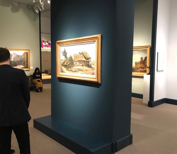 Suýt trở thành chủ nhân tác phẩm của danh họa Van Gogh trị giá hàng trăm tỷ đồng, cụ bà hối hận vì từng đổi nó lấy chiếc chuông đồng rẻ tiền - Ảnh 2.